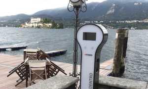 ricarica imbarcazioni elettriche